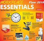 Everyday Essentials Flyer